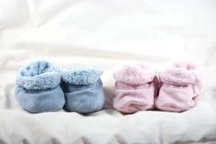Babyschuhe Stockbilder