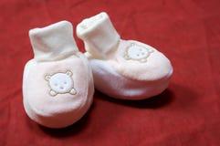 Babyschuhe Lizenzfreie Stockfotografie