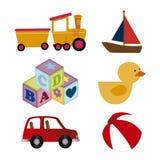 Babyspeelgoed Royalty-vrije Stock Foto's
