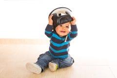 Babyspielen Lizenzfreie Stockfotografie