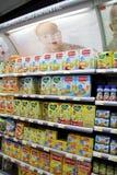 Babyvoedsel Royalty-vrije Stock Foto's