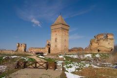 Bac古老塞尔维亚堡垒 免版税图库摄影