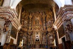 bac церковь del полет san xavier Стоковое Изображение