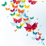 Bac_butterfly Stock Photography