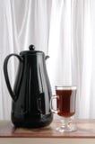 Bac de café Photos stock