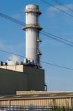Bac de cheminée industriel Images stock