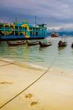 Bac de la Malaisie Penang Image libre de droits