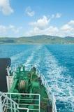 Bac de mer image libre de droits