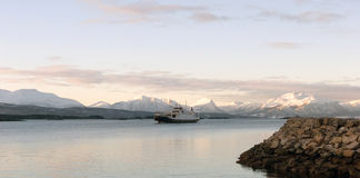 Bac de Molde Photographie stock libre de droits