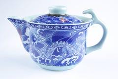 Bac de thé Photos libres de droits