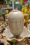 Bac en céramique, vase Photographie stock libre de droits