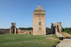Bac forteca, Serbia, Europa Zdjęcia Stock