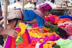 Bac Ha Market Stock Photography