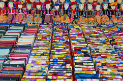 Bac Ha Sunday Market, Souvenir Shop Royalty Free Stock Images