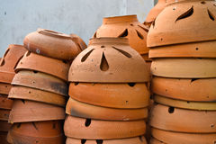 Bac thaï de jardin de type Photo stock