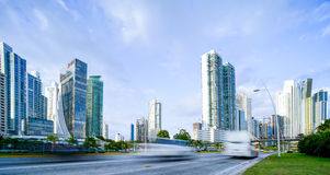 Bac Torre на costera 3 cinta в pty Панама (город) Стоковое Изображение RF