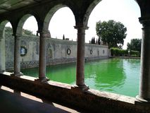 Bacabolhoa Palace Portugal Stock Photo