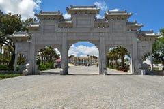BacalhÃ'a Bouddha Éden, Bombarral, Portugal Photo libre de droits