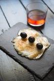 Bacalhau fumado Imagens de Stock Royalty Free
