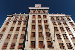 Bacardi Building in Havana Stock Photos