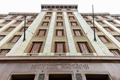 Bacardi Building - Havana, Cuba Stock Photos