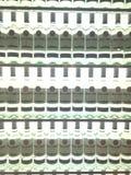 Bacardi butelki Obrazy Royalty Free
