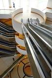 BACC Escalators Royalty Free Stock Image