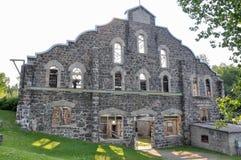 Bacca St-Jean, Quebec, Canada di Saguenay immagine stock