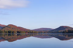 Bacca-Superieur, Mont-tremblant, Quebec, Canada Immagine Stock