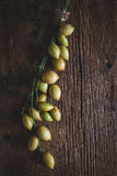 Baccaurea ramifloras Royaltyfria Bilder