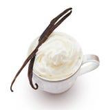 Baccelli della vaniglia Immagini Stock Libere da Diritti