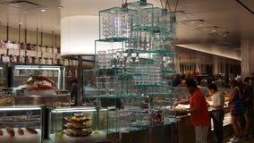 Bacchanal Buffet at Caesars Palace. In Las Vegas Royalty Free Stock Photography