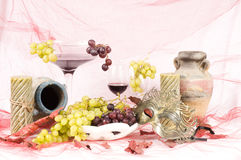 Bacchanalia Royalty Free Stock Photography