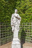 Bacchante, Versailles, France. Bacchante in Versailles Garden, France Stock Photos