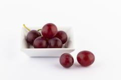 Bacche dell'uva Immagini Stock Libere da Diritti