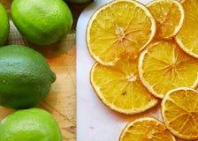 Bacche e frutti nella barra Immagine Stock