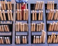Bacchetta Fotografia Stock Libera da Diritti