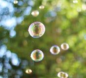 Bacchetta della bolla Immagine Stock Libera da Diritti