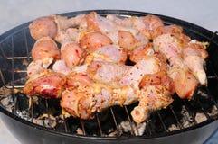 Bacchetta di pollo Fotografia Stock Libera da Diritti