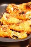 Bacchette di pollo Fotografie Stock Libere da Diritti