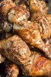 Bacchette di pollo di scatto fotografia stock