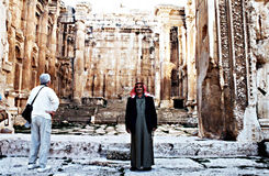 Bacchus Λίβανος Στοκ Φωτογραφία