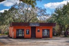 Bacchus Abandoned Wine Bar Fotografía de archivo libre de regalías