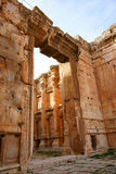 Bacchus Temple Stock Photography