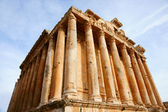 Bacchus Temple Stock Photos