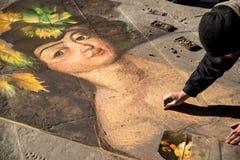 Bacco w ulicie Zdjęcia Royalty Free