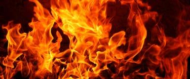 Bacgroud del fuoco Immagini Stock Libere da Diritti