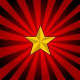 bacground αστέρι Στοκ Εικόνες
