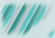 Bacground Abstract with stripes. Background abstract with wide blue-dreen stripes stock illustration