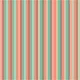 Bacground cor-de-rosa e verde do teste padrão da listra Fotografia de Stock Royalty Free